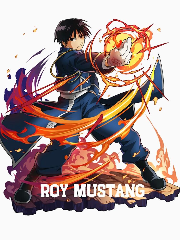 Roy Mustang by Yusuflakhdar