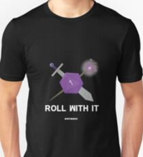 Roll With It Logo Unisex T-Shirt