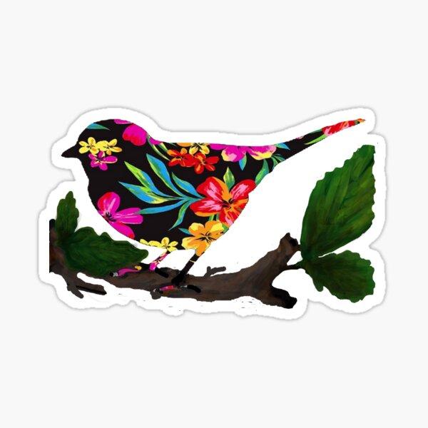 hawaiian sparrow Sticker
