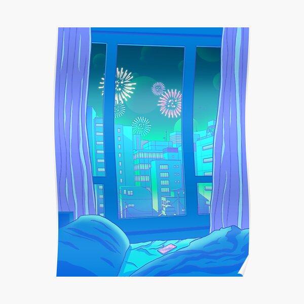 Shinjuku Summer Night Poster