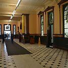 Royal Prince Alfred hospital, Sydney - Entrance Hall by Gary Kelly