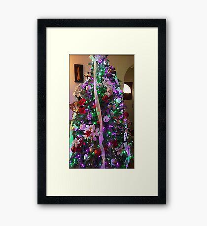 Christmas 2015 Framed Print