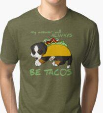 Taco!Donovan Tri-blend T-Shirt