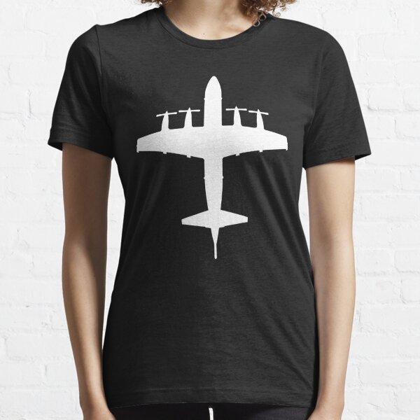 P-3 Orion Anti-Submarine and Maritime Surveillance Patrol Aircraft Essential T-Shirt