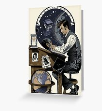Daydreaming Doctor Greeting Card