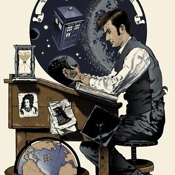 Daydreaming Doctor by BadEye