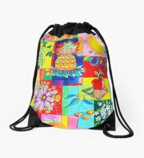 Fruity Drawstring Bag