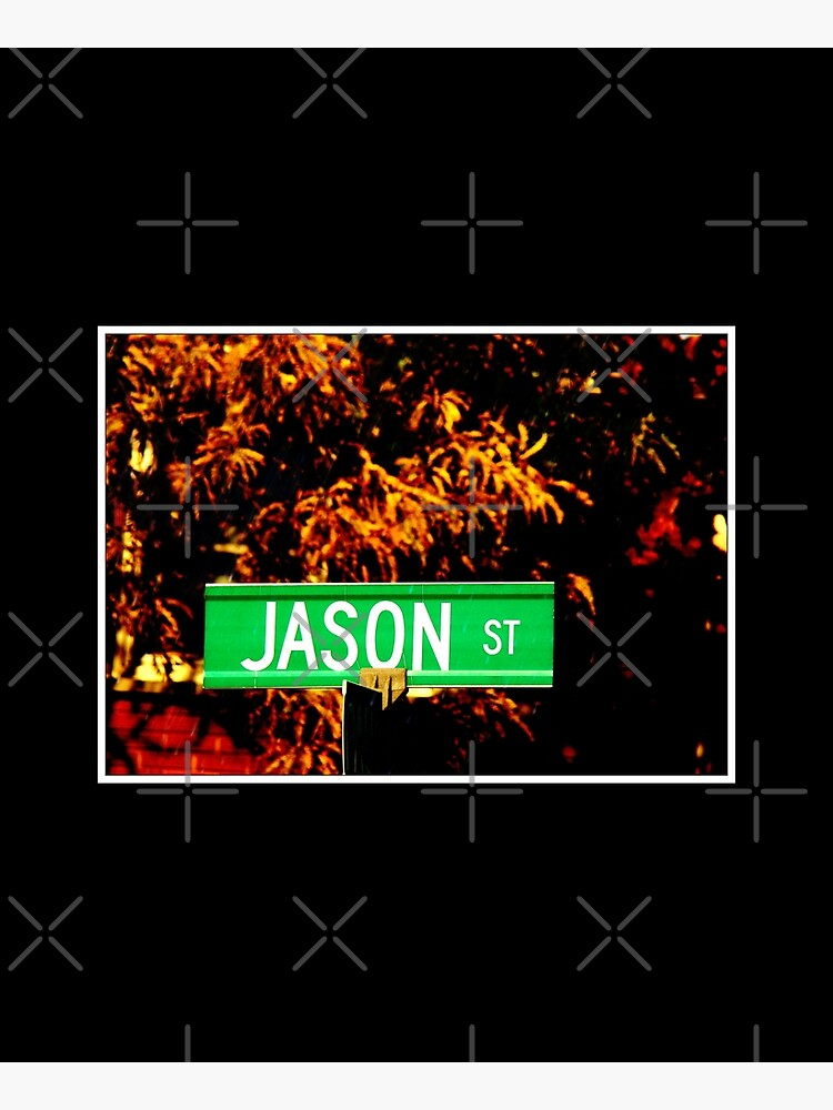 Jason, Jason mask, Jason socks, Jason sticker, Jason magnet, Jason backpack by PicsByMi