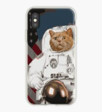 Space Pussy iPhone Case
