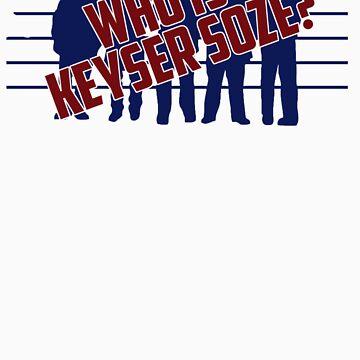 Keyser Soze by LukeMorgan42