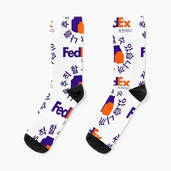 Fedex Me Some Milk ^^ Socks