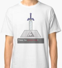 Time to Grow Up 2 Classic T-Shirt