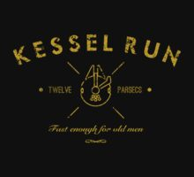 Kessel Run Gold | Unisex T-Shirt