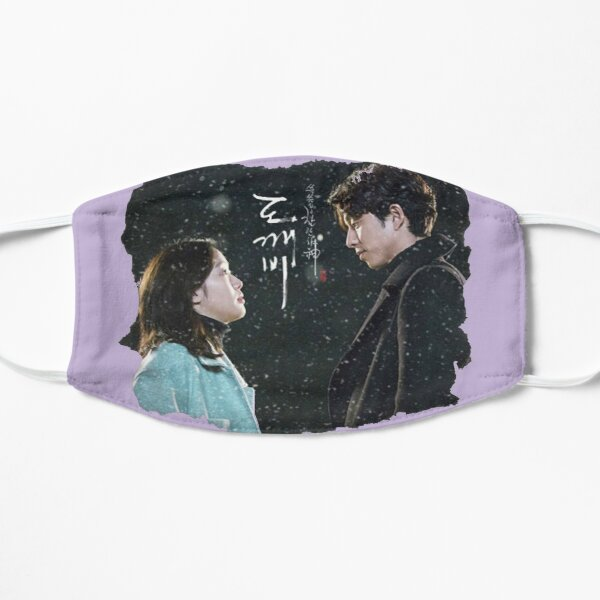 Guardian The Lonely and Great God; Goblin Kdrama Mask