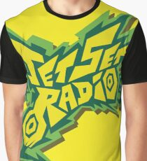 JET SET RADIOOOOOOOOO! Graphic T-Shirt