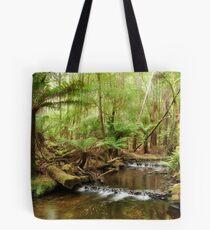 Russell Falls Creek Tote Bag