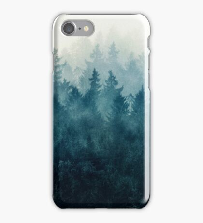 The Heart Of My Heart // So Far From Home Edit iPhone Case/Skin