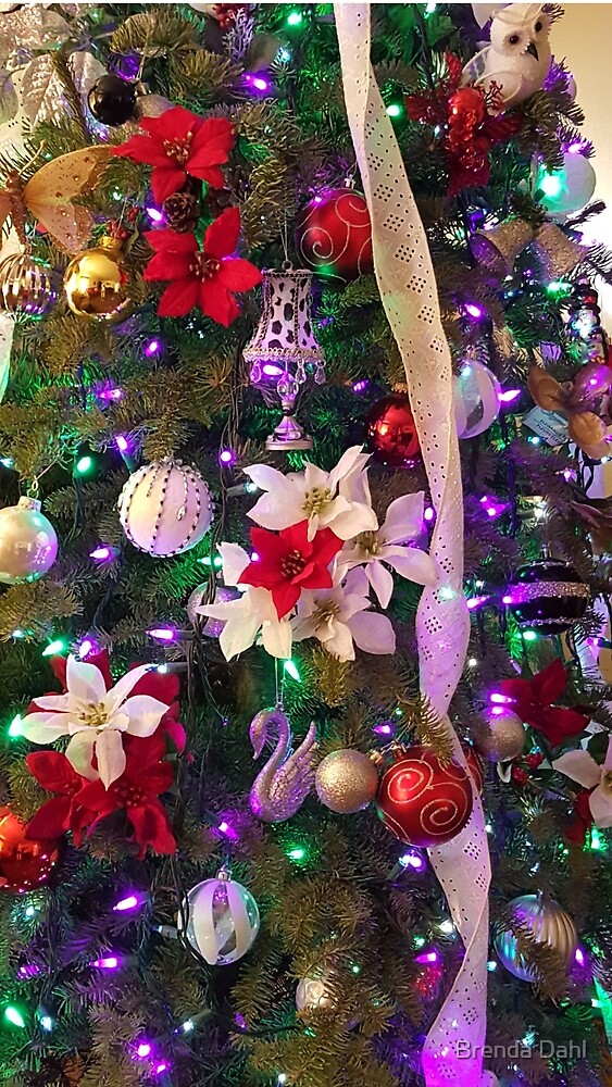 Christmas Decor  by Brenda Dahl