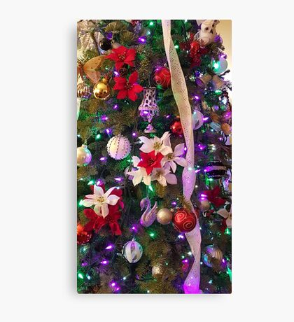 Christmas Decor  Canvas Print