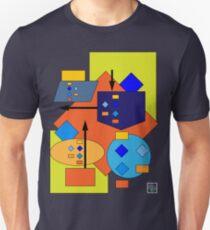 """""""Algorithmically""""© Unisex T-Shirt"""
