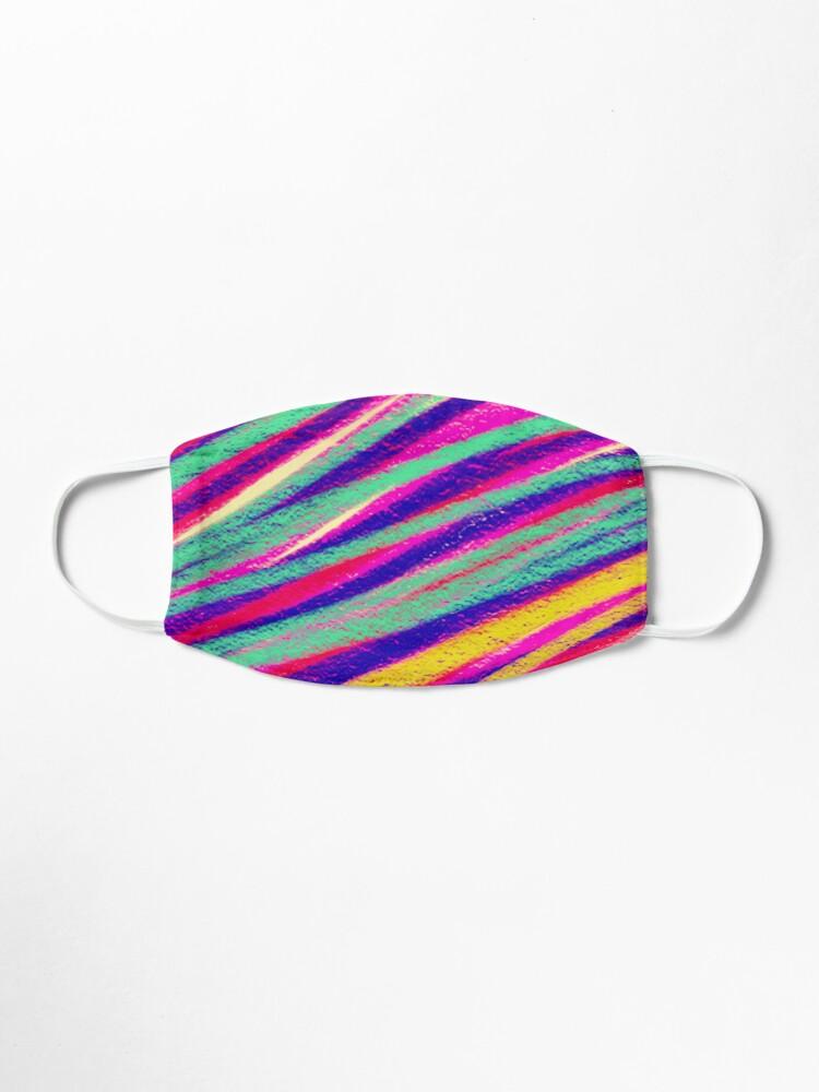 Alternate view of Rainbow Dream Mask