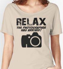 RELAX Der Fotograf ist angekommen! Loose Fit T-Shirt