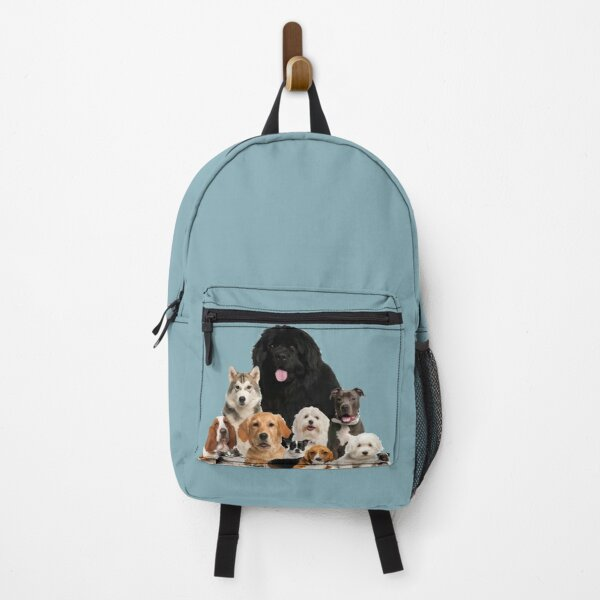 Whole Lotta Dogs Backpack