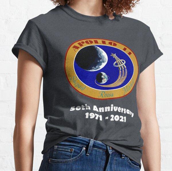 Apollo 14 50th Anniversary Classic T-Shirt