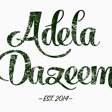 Adela Dazeem by applecakes
