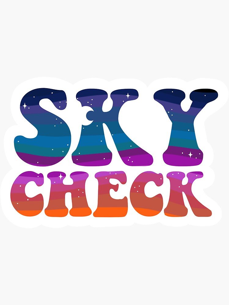 Sky Check by CoachMarie20