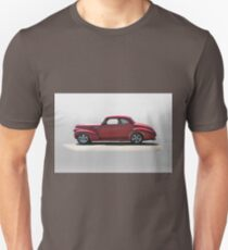 1940 Chevrolet Master Deluxe Coupe Unisex T-Shirt