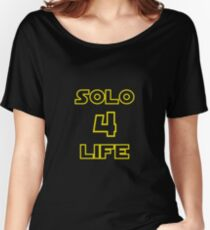 Solo 4 Life Women's Relaxed Fit T-Shirt