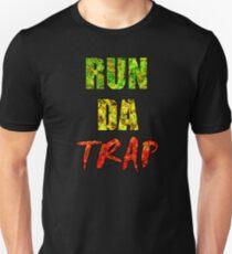 RUN DA TRAP RASTA Unisex T-Shirt