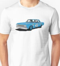 1964 Petty Plymouth Unisex T-Shirt