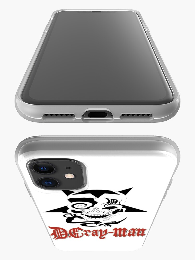 Alternate view of D Gray Man logo iPhone Case & Cover