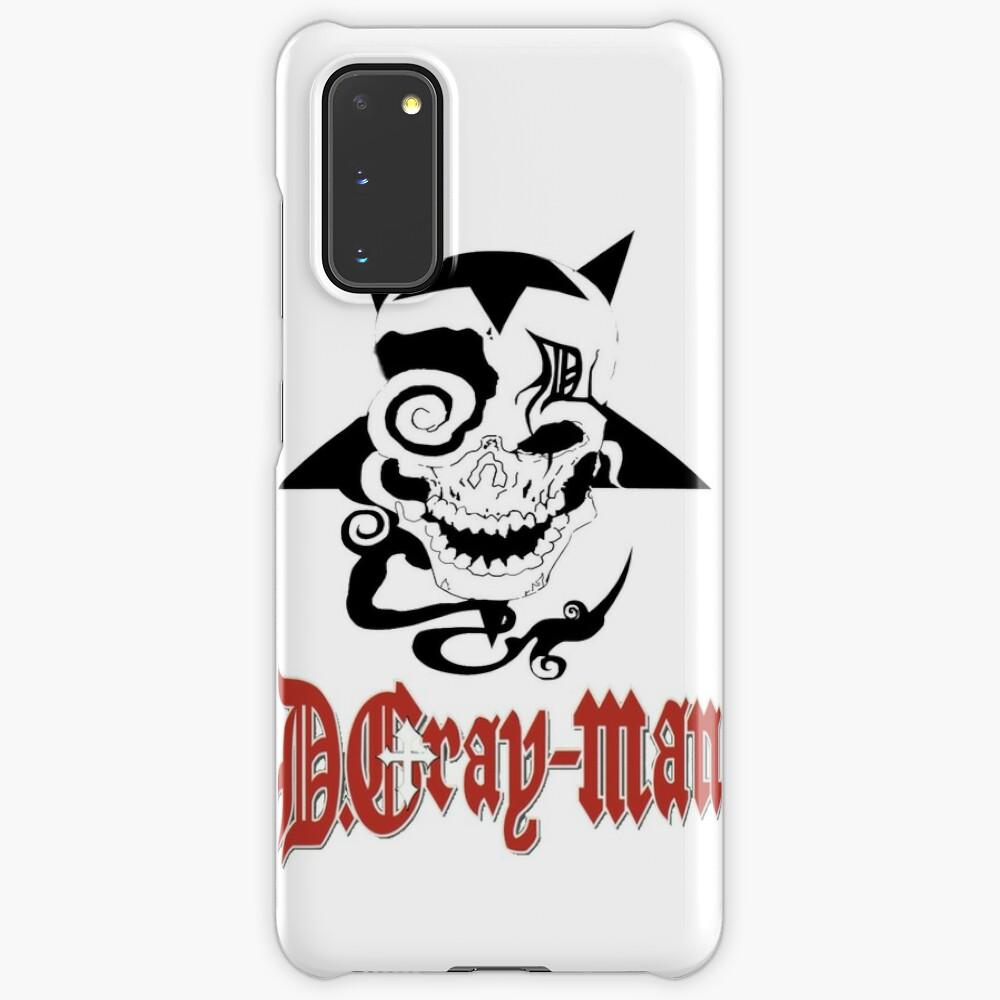 D Gray Man logo Case & Skin for Samsung Galaxy