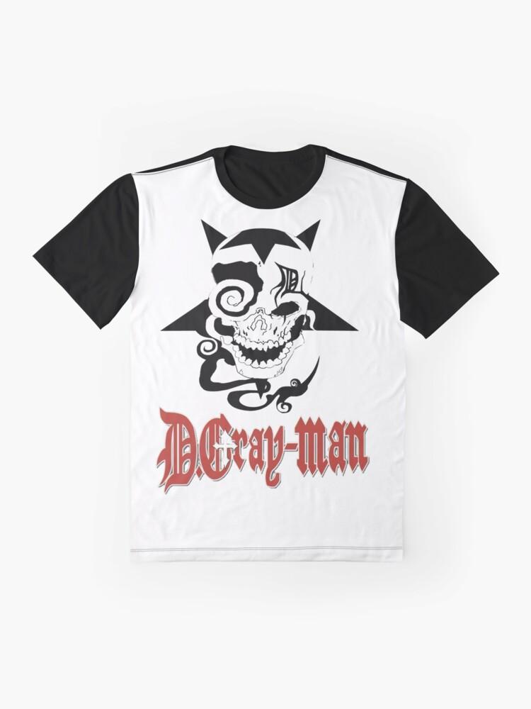 Alternate view of D Gray Man logo Graphic T-Shirt