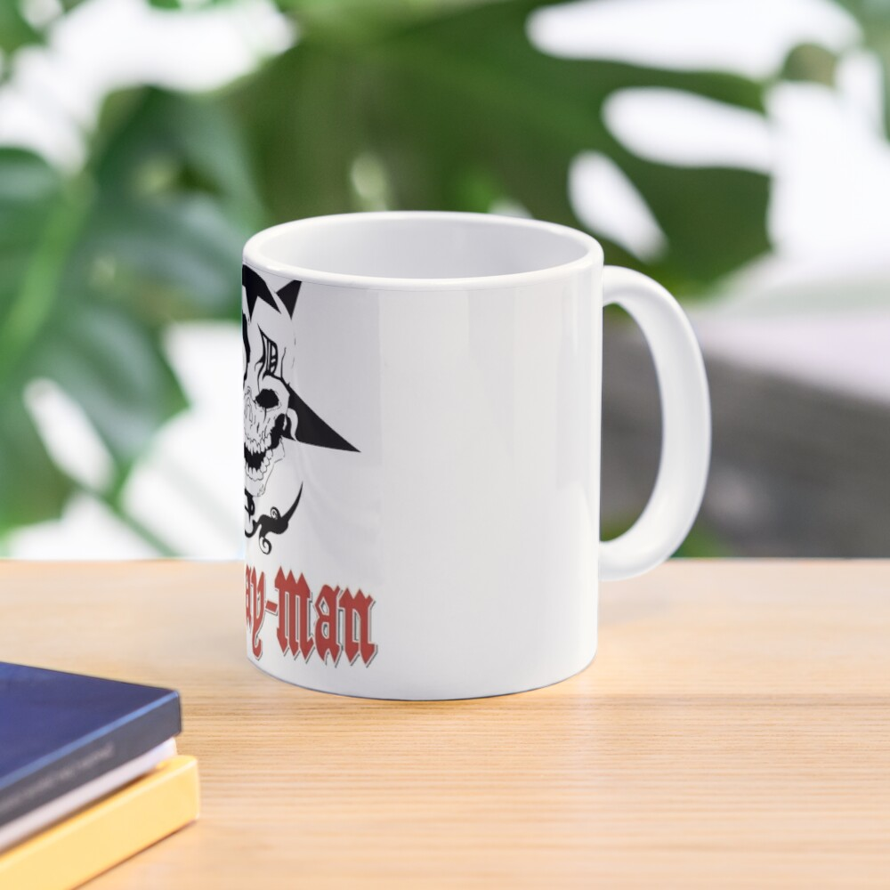 D Gray Man logo Mug