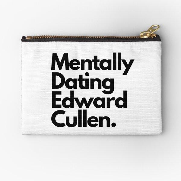 Midnight Sun Twilight Saga Mentally Dating Edward Cullen Zipper Pouch