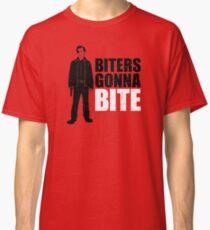 Biters Gonna Bite Classic T-Shirt