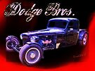 Dodge Bros Pickup Poster by ChasSinklier