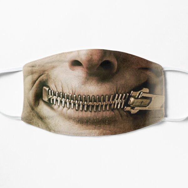 halloween zipper Flat Mask