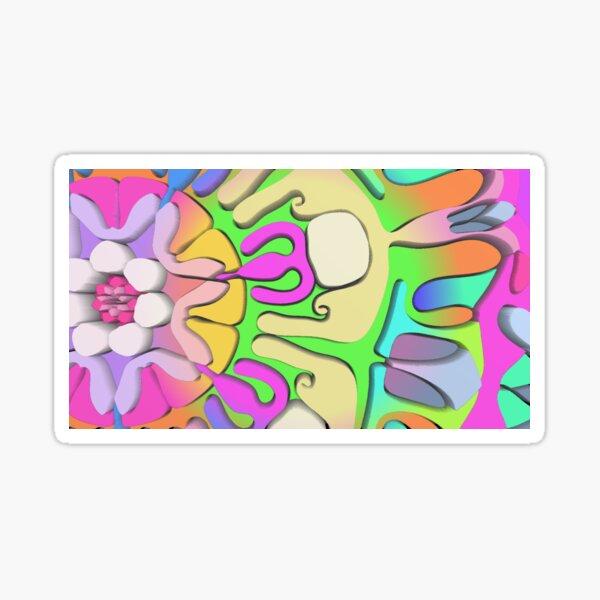 Tiny Marshmallows Sticker