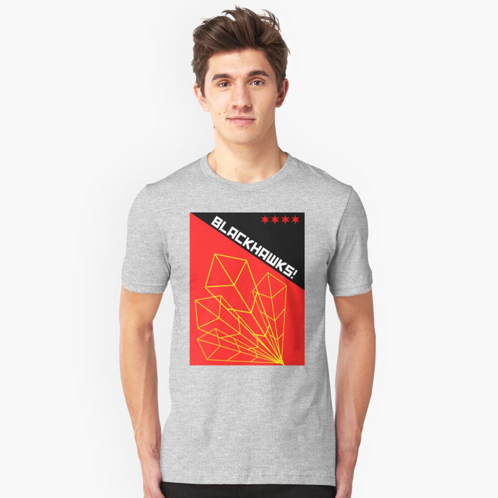 Feathers Unisex T-Shirt Front