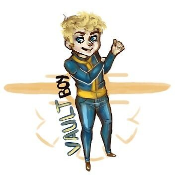 Vault Boy Thumbs Up by duffaconda