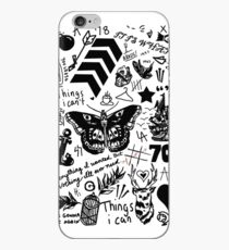 1D Tattoos Updated (2015) iPhone Case