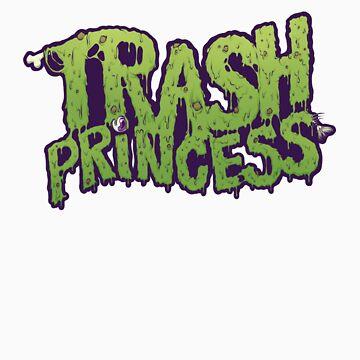 Trash Princess by Fauxbulous
