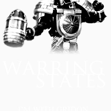 Warring States - I'm With Gridon by cyclestogehenna
