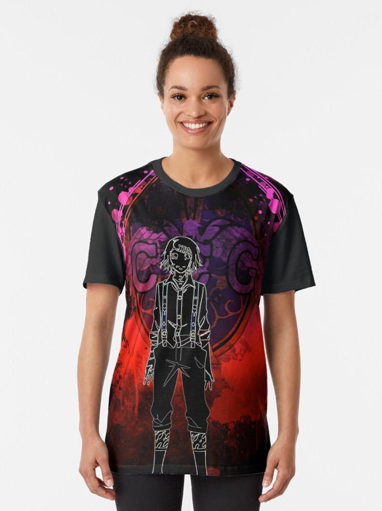 Alternate view of Jason 13 Awakening Graphic T-Shirt