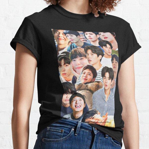 Park Bo-gum collage Classic T-Shirt